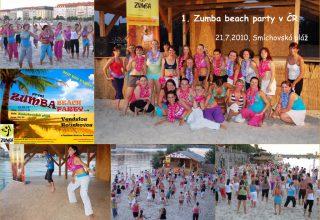 1. Zumba Beach Party v ČR