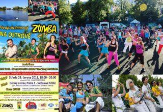 Zumba party na ostrově