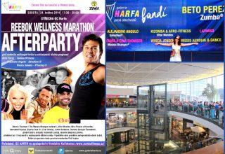Reebok Wellness Marathon  Afterparty 2014