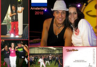 2010 - Amsterdam, Official Zumbatomic instructor