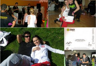 2010 - Amsterdam, Official Zumba Instructor Basic Steps Level 2