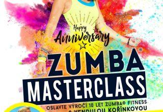 10. výročí Zumba Fitness, 26. ledna 2019, Černošice