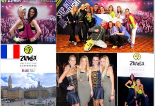 2013 - France, Zumba Instructor Conference