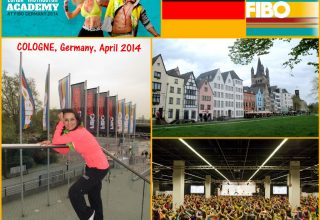 2014 - Cologne - Germany - Zumba Instructor Academy at FIBO Germany