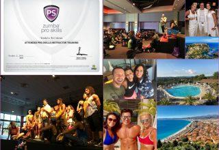 2018 - France-Provence,  PRO SKILLS instructor training