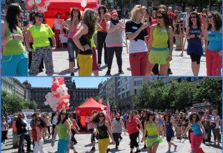 """""""Ruka v ruce""""- charitativní akce na podporu boje proti AIDS"""